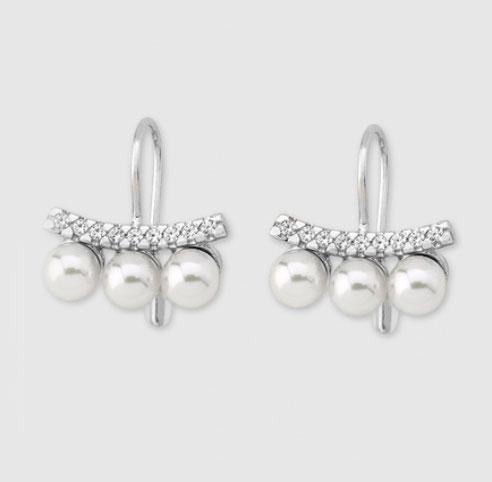 comprar pendientes de perla online