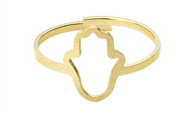 comprar anillo hamsa de oro online