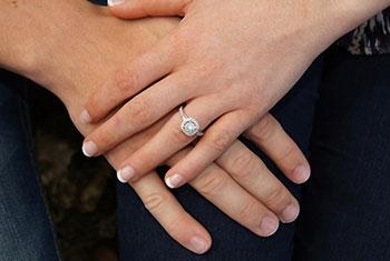 comprar anillos de compromiso online