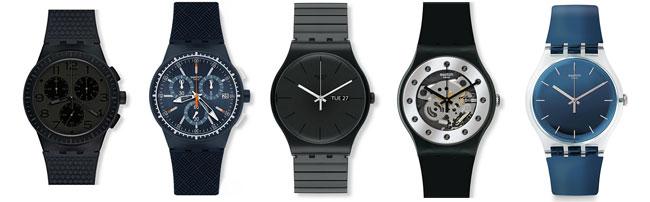 relojes swatch para san valentin