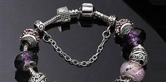 pulseras imitacion pandora con charms