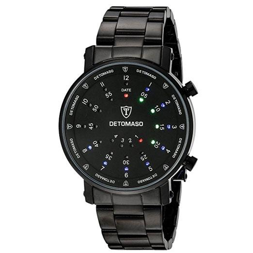 relojes binarios para hombre