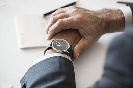 relojes clasicos para hombre